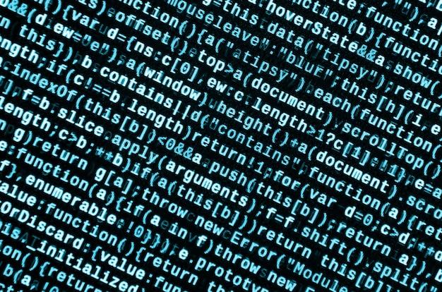 Big data et internet des objets tendance Photo Premium