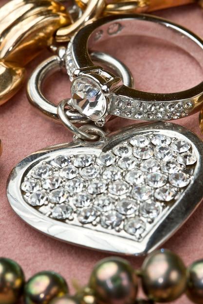 Bijoux en or Photo Premium