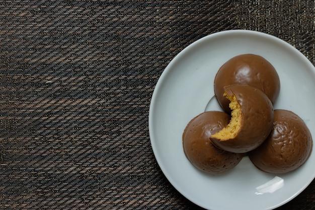 Biscuit Au Pain Au Miel, Bonbon Typiquement Brésilien Photo Premium