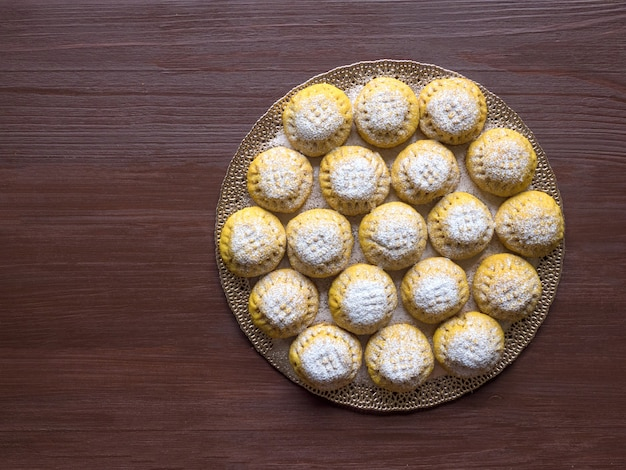 Biscuits égyptiens