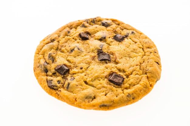 Biscuits pépites de chocolat et bitscuit Photo gratuit