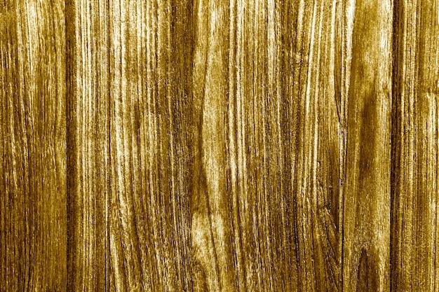 Bois Texturé Peint Or Rustique Photo gratuit