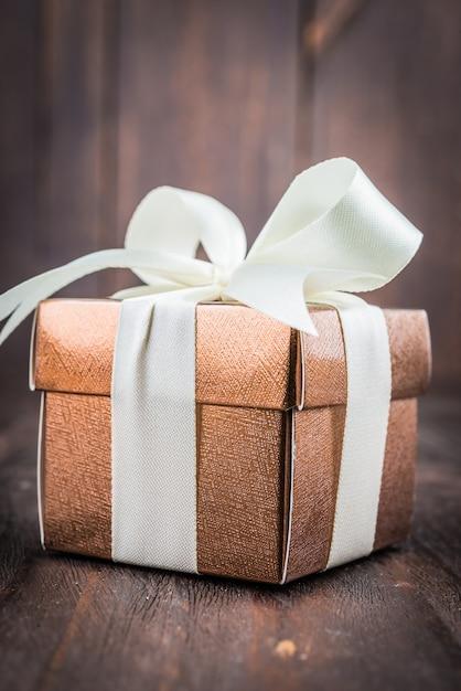 Boite cadeau Photo gratuit
