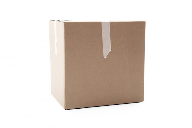 Boîte En Carton Photo gratuit