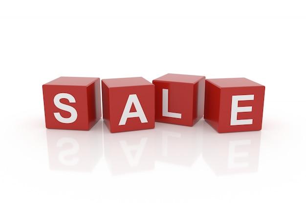 Boîte de vente Photo Premium