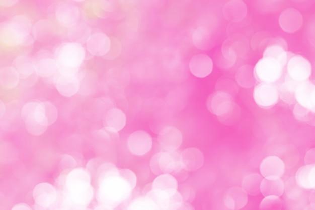 Bokeh beau et coloré des lumières pour résumé de fond. Photo Premium