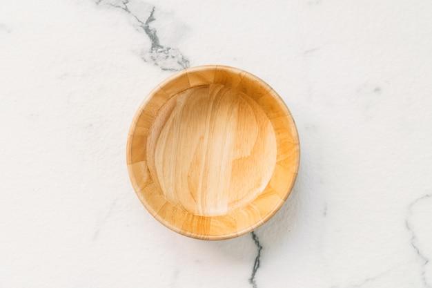 Bol en bois Photo gratuit
