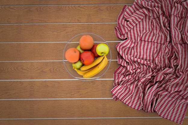 Bol de fruits Photo Premium