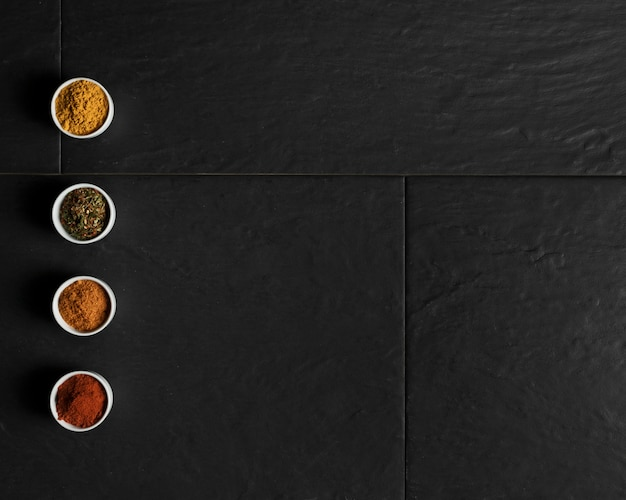 Bols à Condiments Photo gratuit