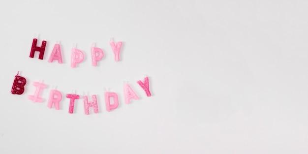 Bon anniversaire Photo gratuit