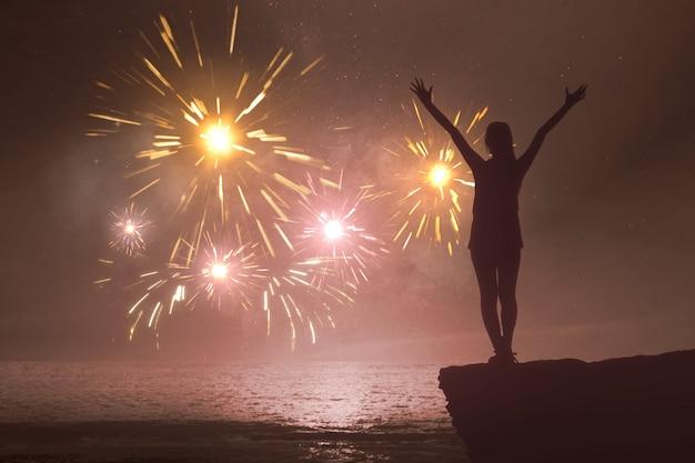 Bonne année 2020 Photo Premium