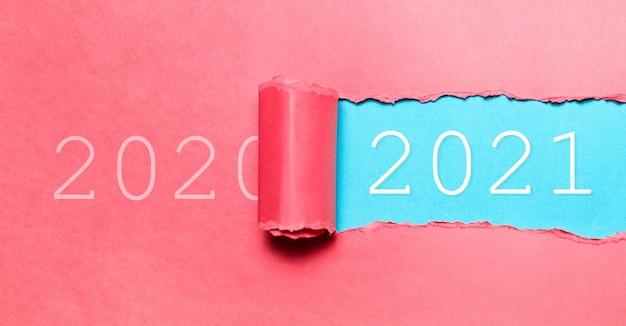 Bonne Année, Nouveau Départ; Concept De Résolution. Photo Premium