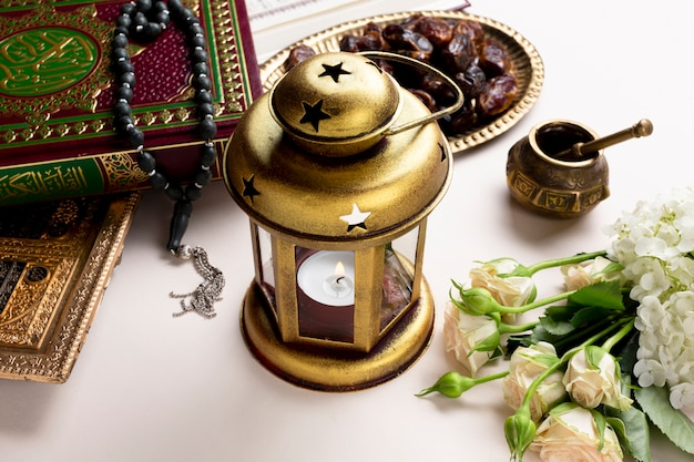 Bougeoir Arabe Haute Vue Photo gratuit