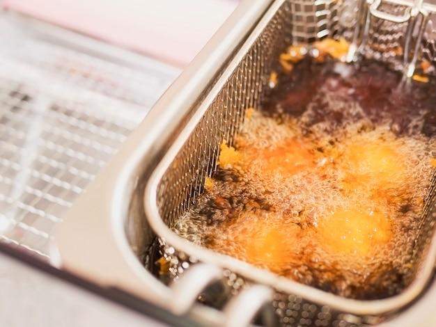 Boule De Fromage Friture Photo gratuit