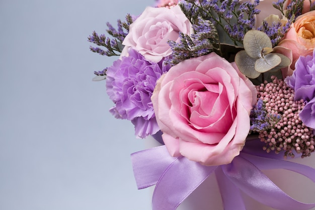 Bouquet élégant pour mariage Photo Premium