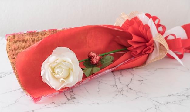 Bouquet de fleur Photo Premium