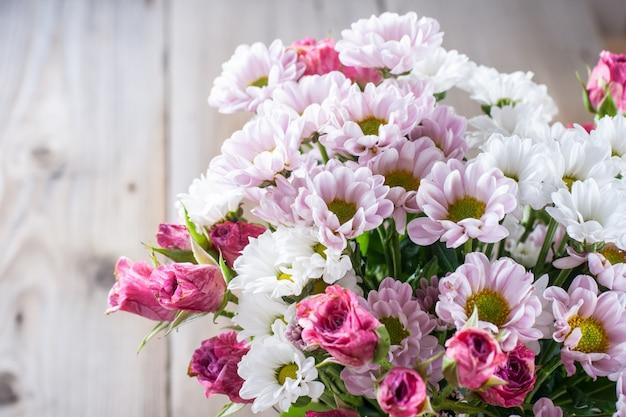 Bouquet floral Photo Premium