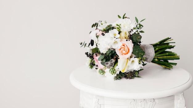 Bouquet de la mariée Photo gratuit