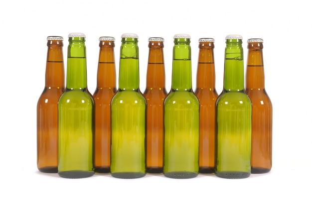 Des bouteilles de bière Photo gratuit