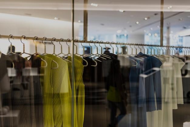 Boutique de vêtements de mode boutique concept Photo gratuit