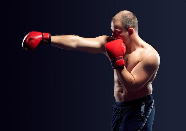 Boxe Jeune Boxeur Photo gratuit
