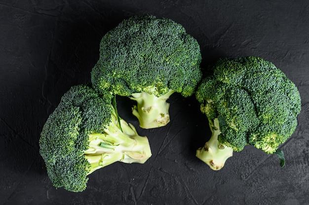 Brocoli Vert Cru Photo Premium