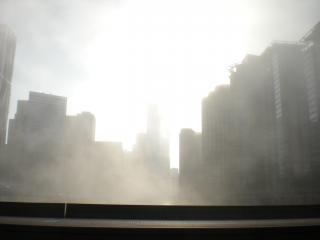 Brouillard Horizon Photo gratuit