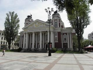 Bulgarie, Sofia Théâtre National Photo gratuit