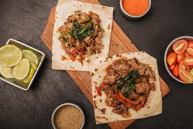 Burritos Photo gratuit