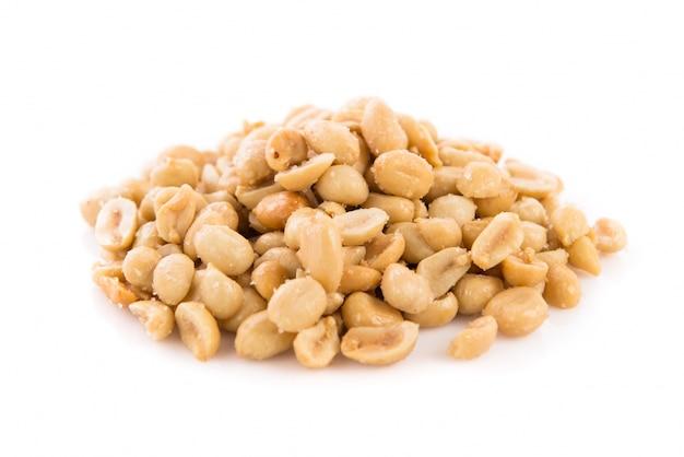 Cacahuètes Salées De Jumbo Photo gratuit
