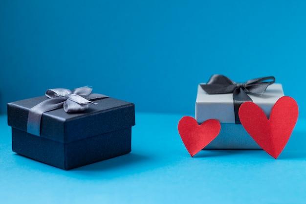 Cadeau pour la saint valentin Photo Premium