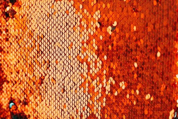 Cadre intégral en tissu à paillettes décoratif brillant Photo gratuit