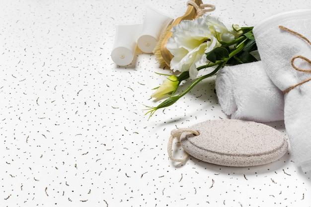 Cadre magnifique spa Photo Premium
