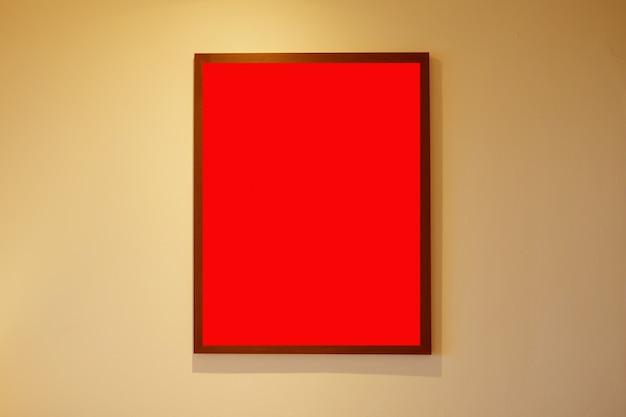 Cadre photo, cadre vide pour le texte Photo Premium