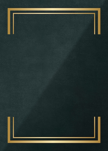 Cadre de toile de fond sombre Photo gratuit