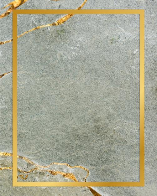 Cadre de toile de fond texturé en marbre Photo gratuit