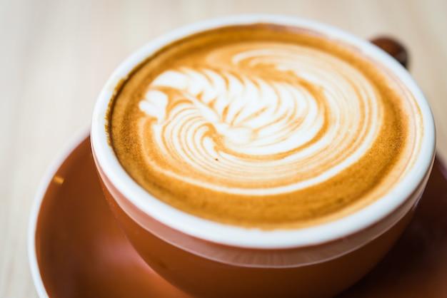 Café au lait Photo gratuit