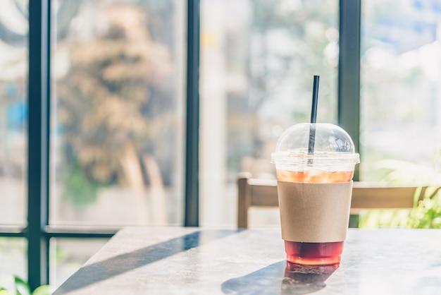 Café glacé Photo gratuit