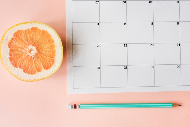 Calendrier calendrier de rendez-vous Photo gratuit