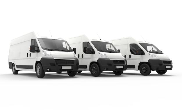 Camionnettes Photo Premium