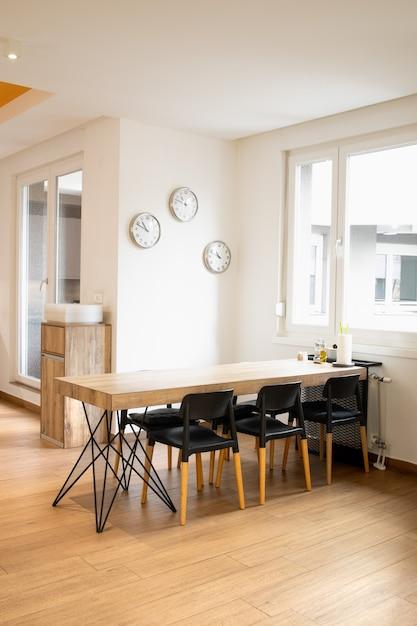 Cantine D'une Start-up Moderne Photo Premium