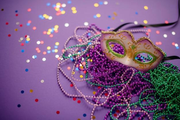 Carnaval. mardi gras. carnaval br. mardi gras. carnaval brésilien. carnaval brésilien de printemps. Photo Premium