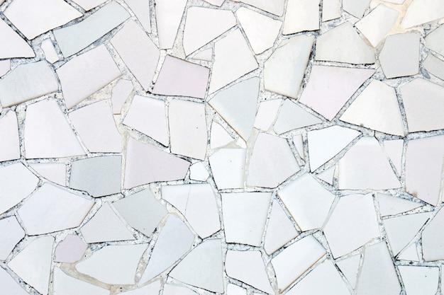 Carreaux d'azulejo cassés Photo Premium