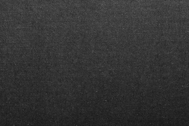 Carton De Papier Noir, Carton, Fond Texturé Photo Premium