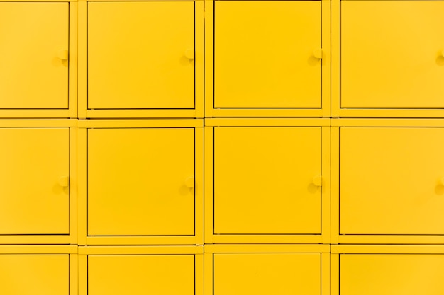 Casiers carrés Photo gratuit