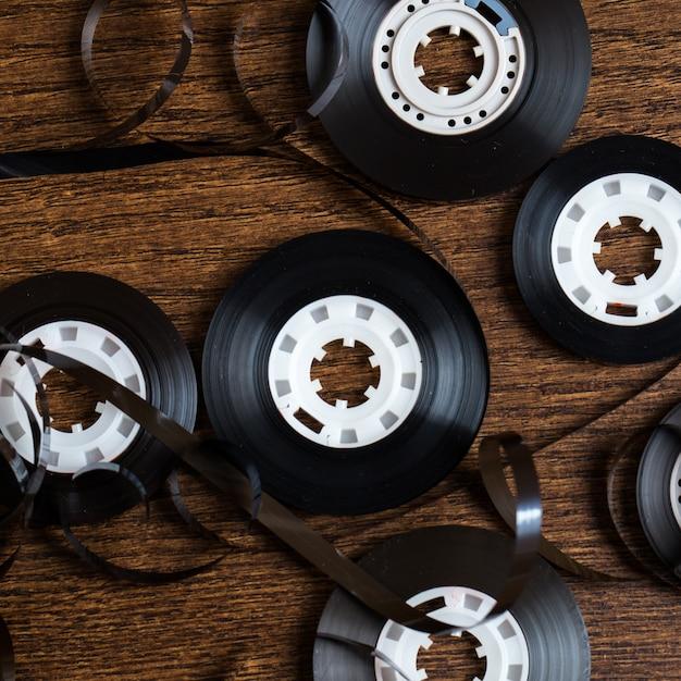 Cassette audio Photo gratuit