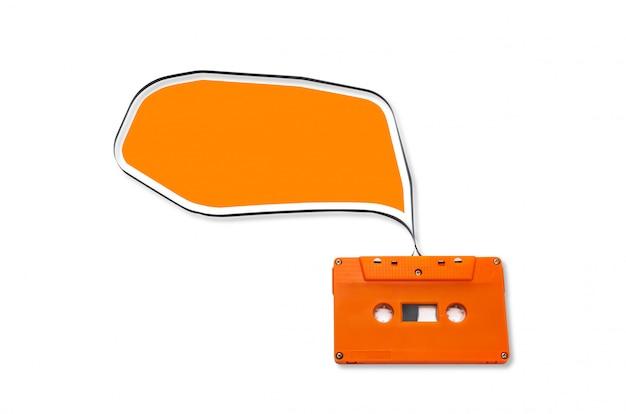 Cassette audio Photo Premium