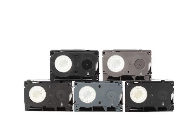 Cassette vidéo Photo Premium