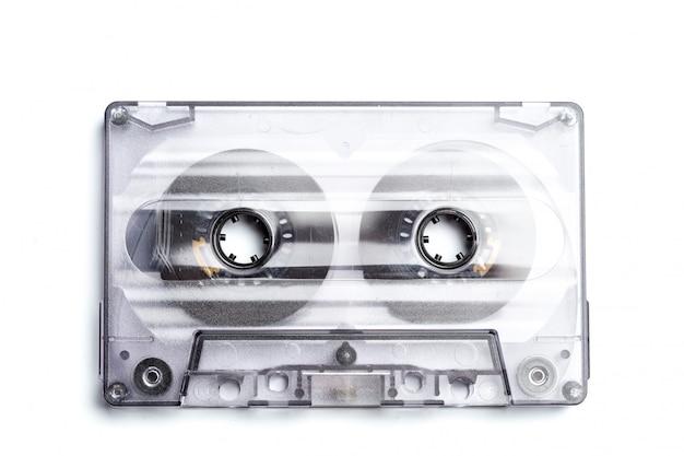 Cassette Vintage Isolée Photo Premium