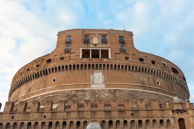 Castel sant'angelo à rome, italie Photo Premium